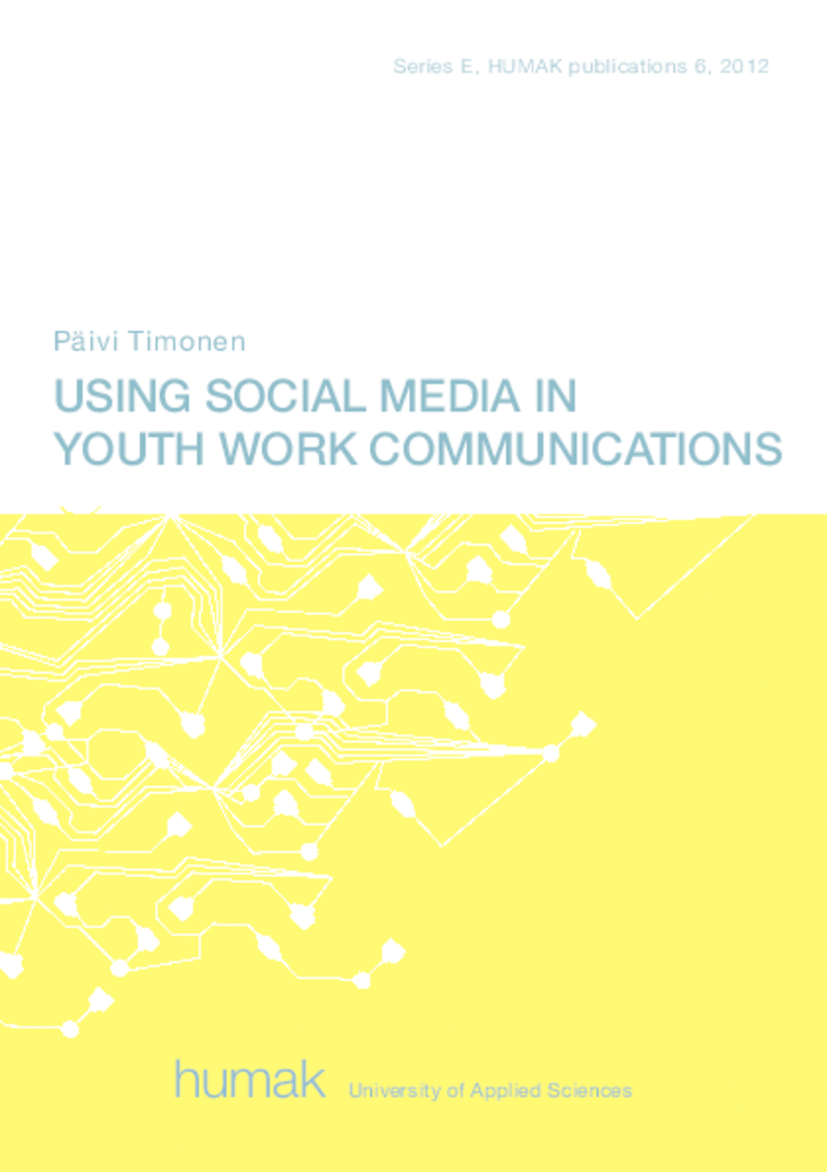Social Media in Youth Work