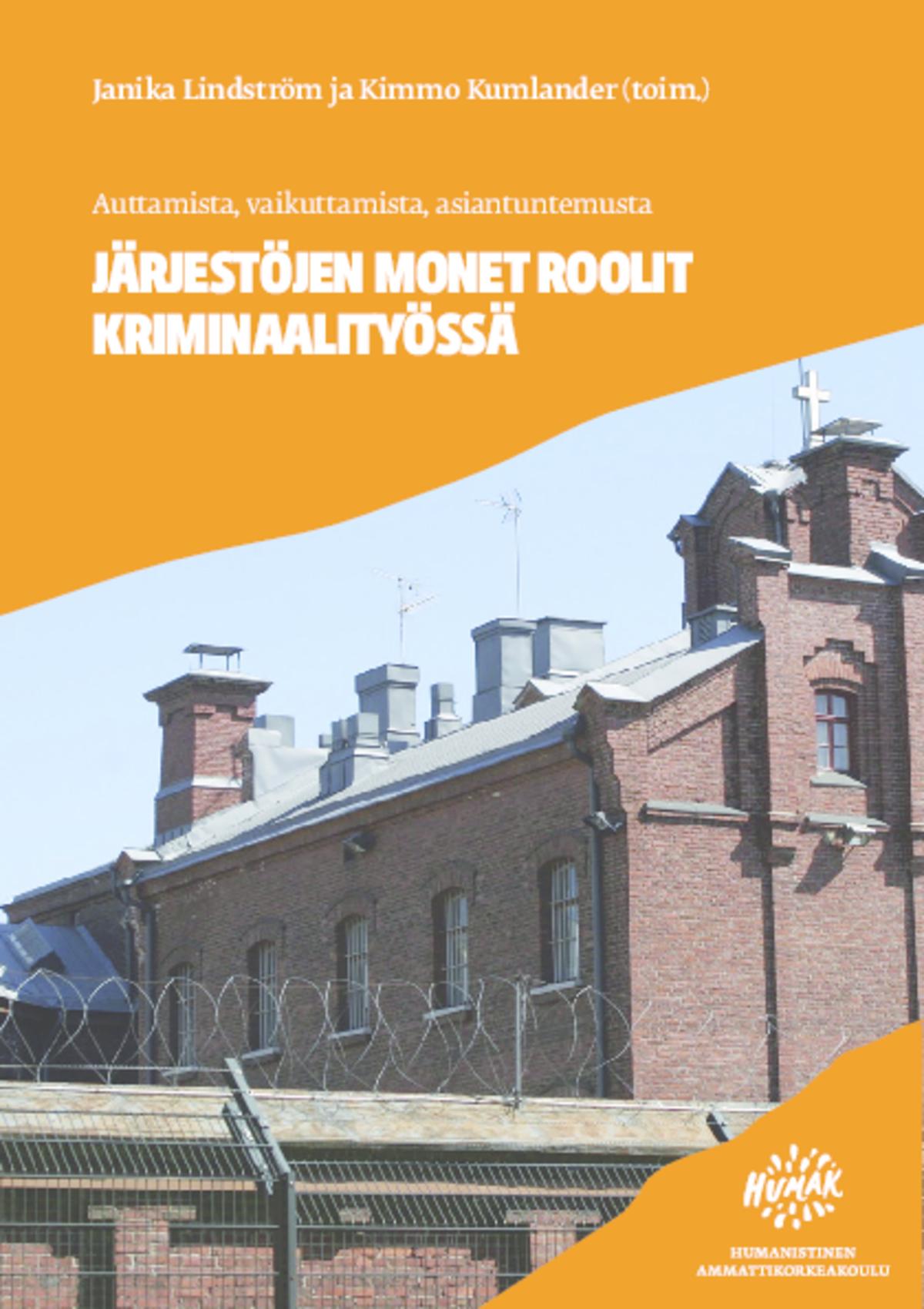 Järjestötyö vankiloissa